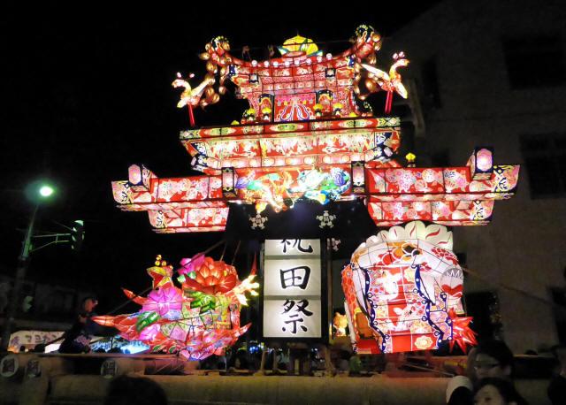 鍋島の行燈7