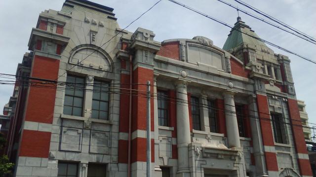旧岡崎銀行本店5