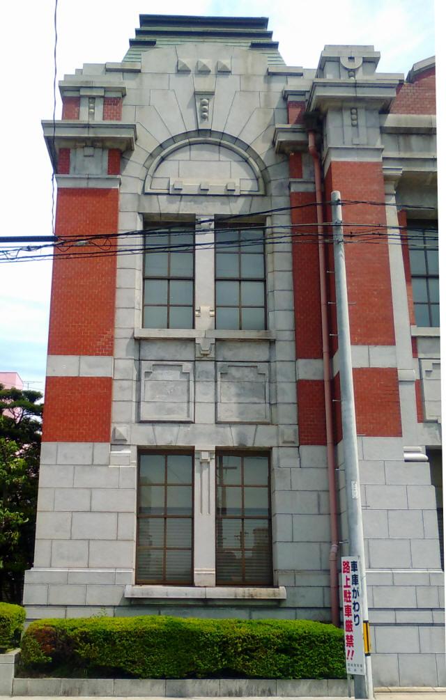 旧岡崎銀行本店1