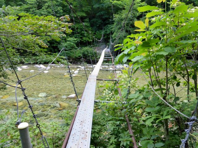 大石吊橋1