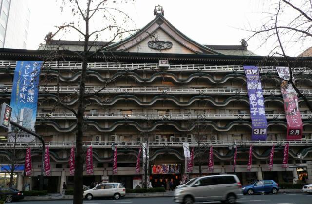 大阪歌舞伎座2