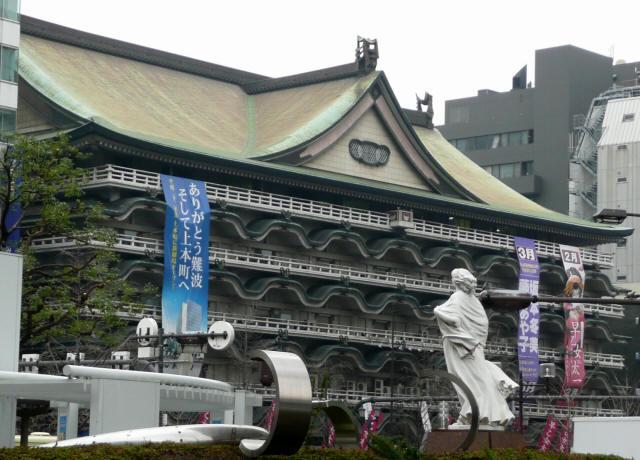 大阪歌舞伎座3
