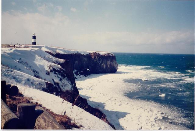 オホーツク海の流氷7