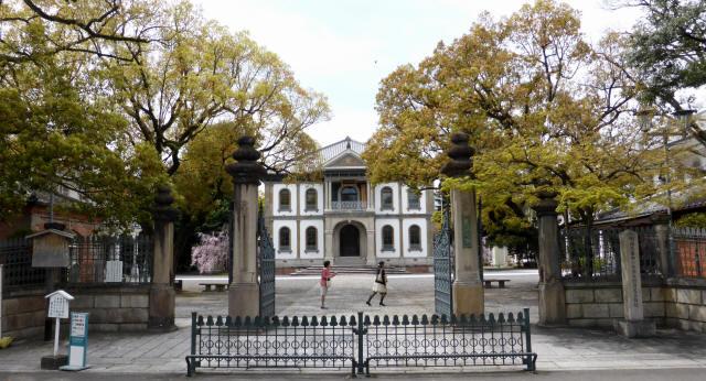龍谷大学正門5