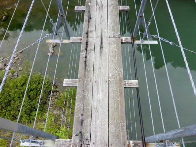 笹間渡の吊橋3