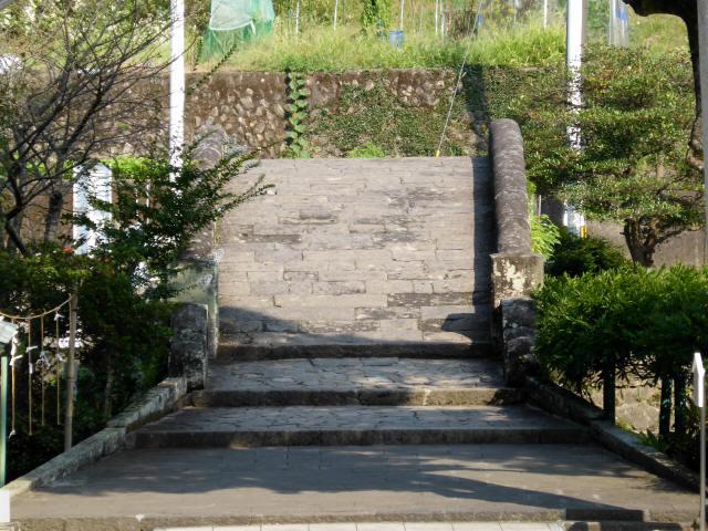 西寒田神社萬年橋5
