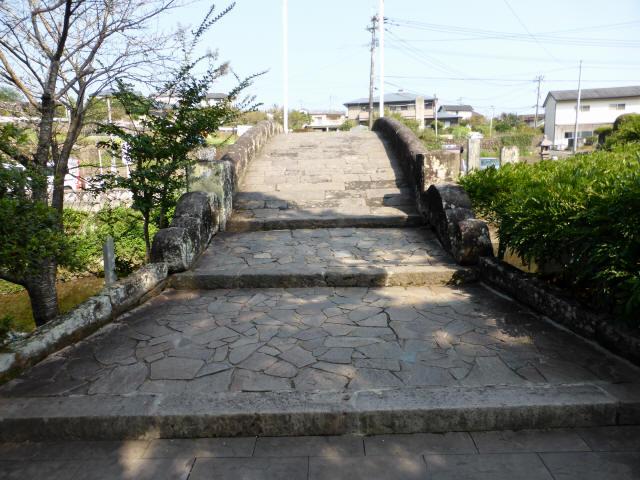 西寒田神社萬年橋6