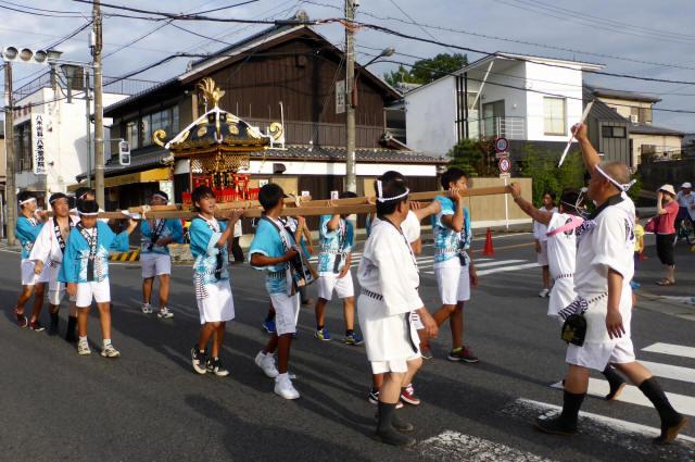 瀬田川船幸祭1