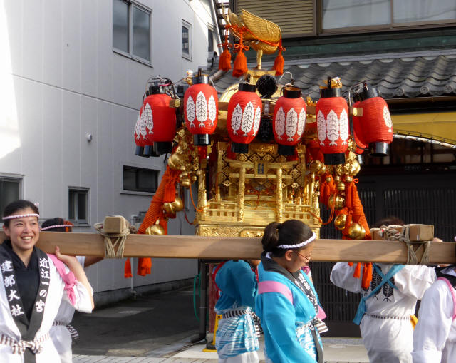 瀬田川船幸祭2