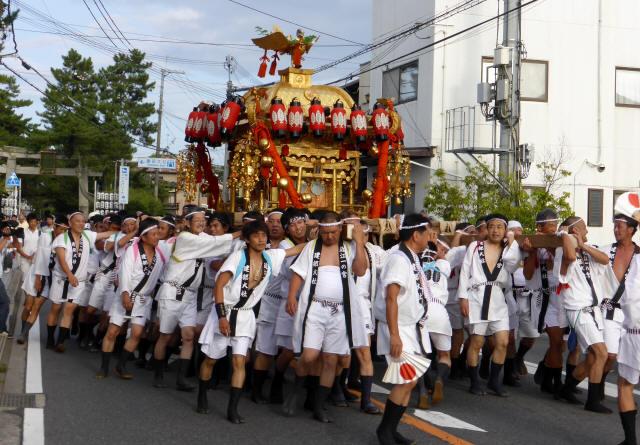 瀬田川船幸祭8