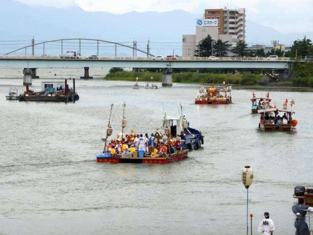 瀬田川船幸祭7