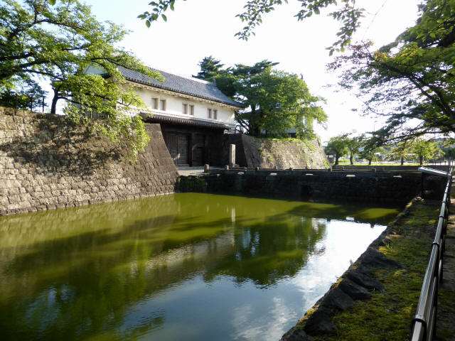 新発田城1