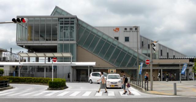 六合から島田宿2