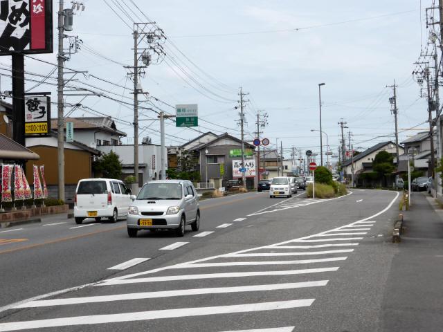 六合から島田宿6