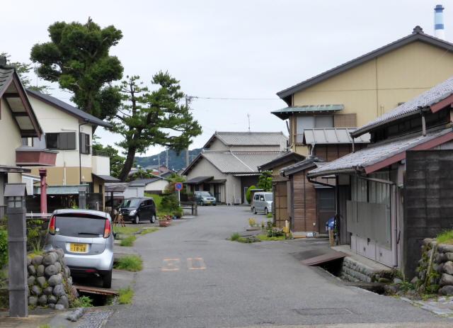 島田宿川会所2