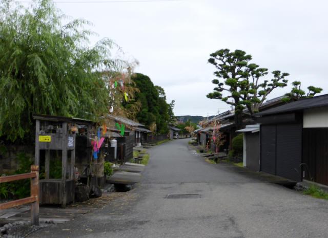 島田宿川会所5