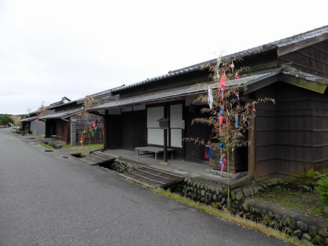 島田宿川会所8
