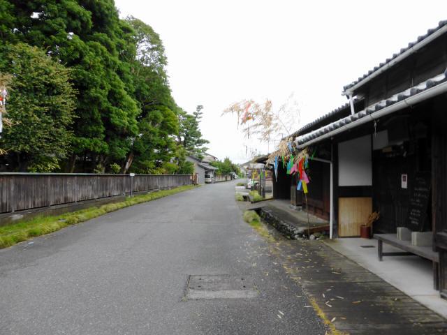 島田宿川会所9