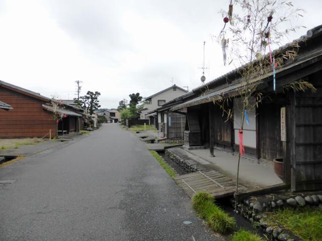 島田宿川会所6