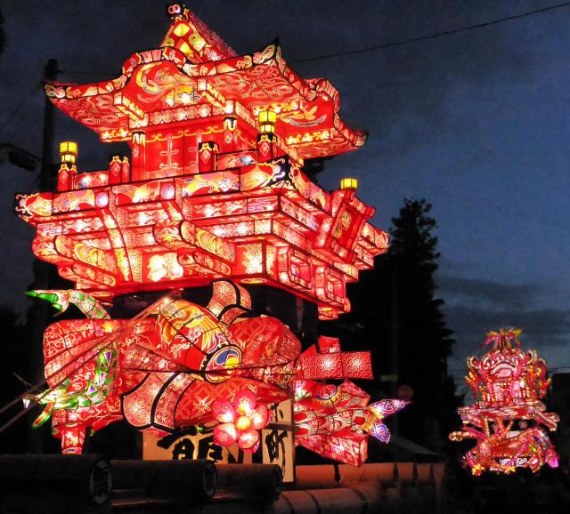 新栄町の行燈5
