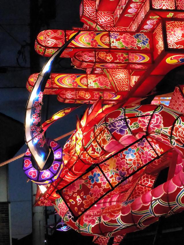新栄町の行燈3