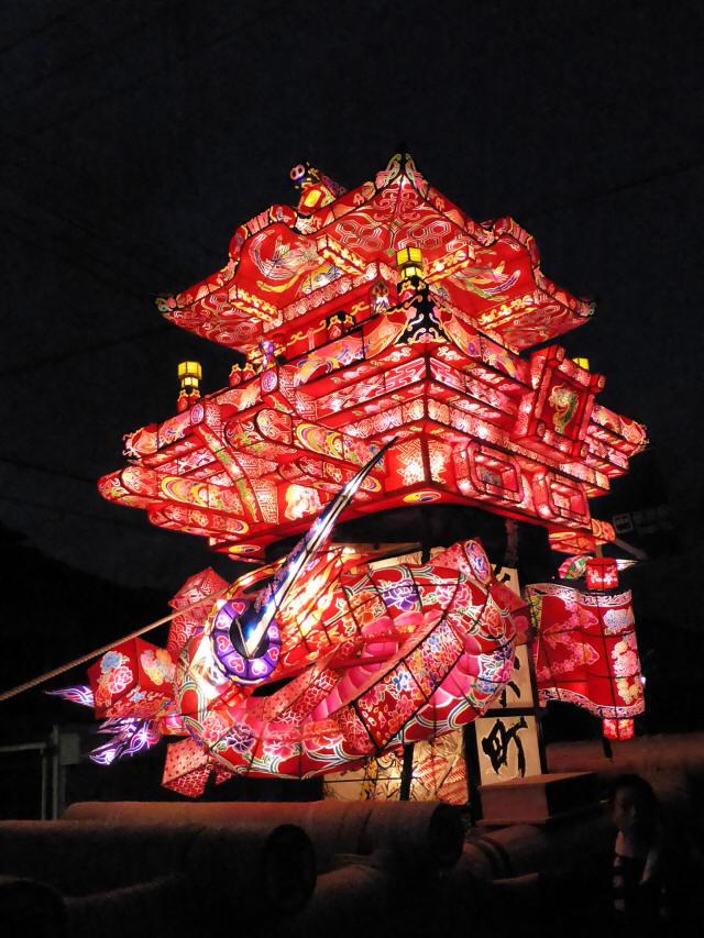 新栄町の行燈7