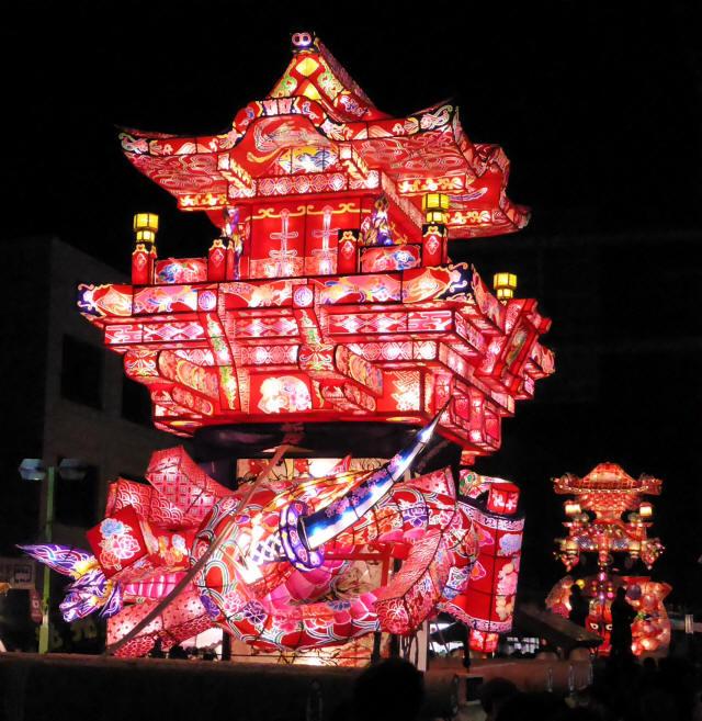 新栄町の行燈8