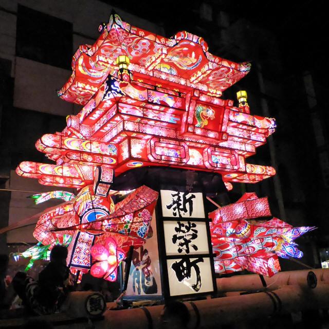 新栄町の行燈6