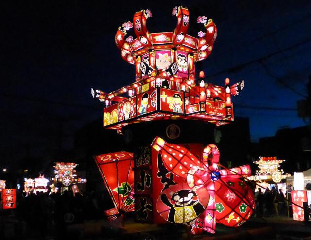 新富町の小行燈2