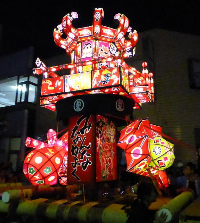 新富町の小行燈3