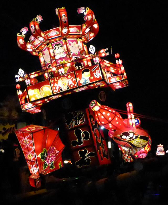 新富町の小行燈4