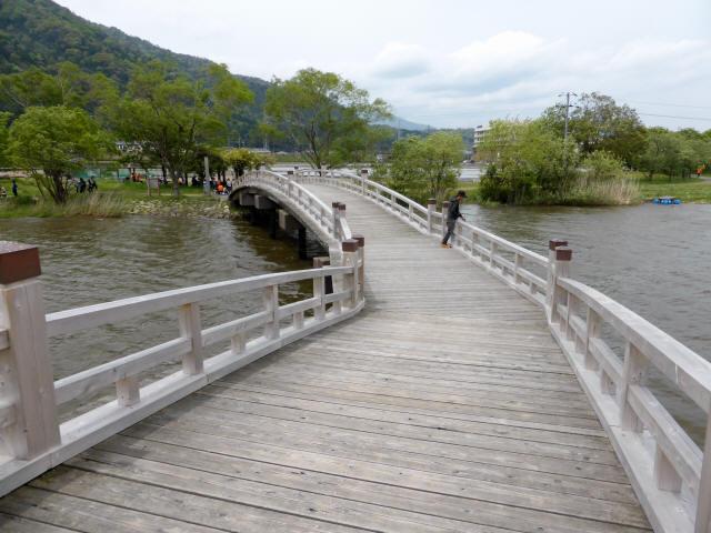 乙女ヶ池の太鼓橋04