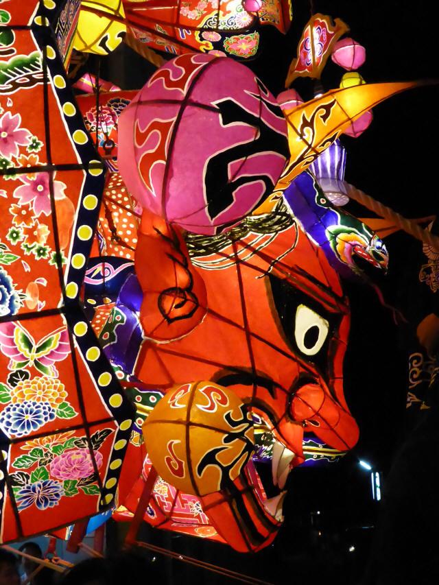 太郎丸の行燈3