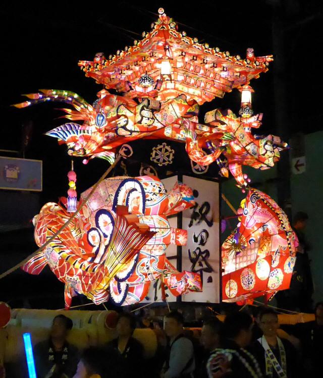 太郎丸の行燈5