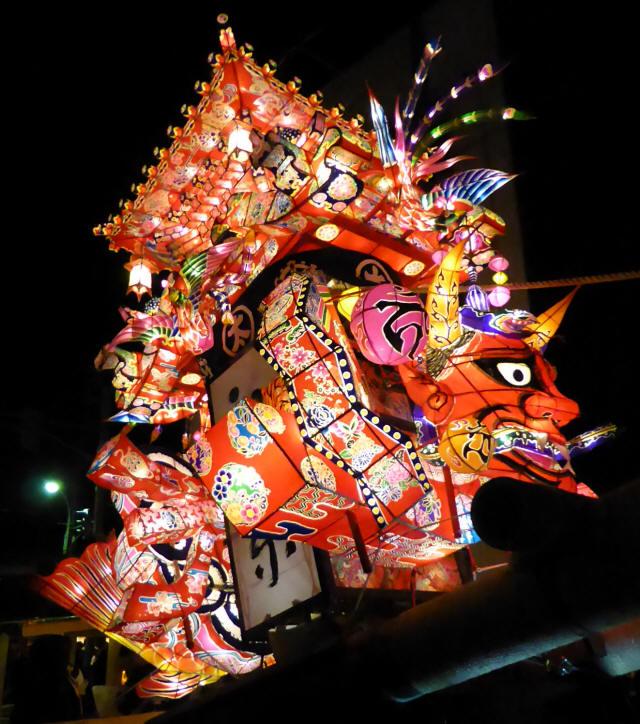 太郎丸の行燈2
