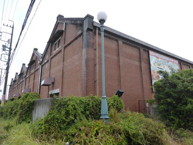 東洋紡績富田工場跡1