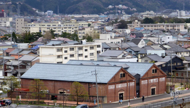 敦賀港れんが倉庫2