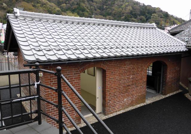旧敦賀港駅ランプ小屋6