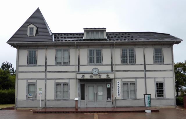 旧敦賀港駅舎2
