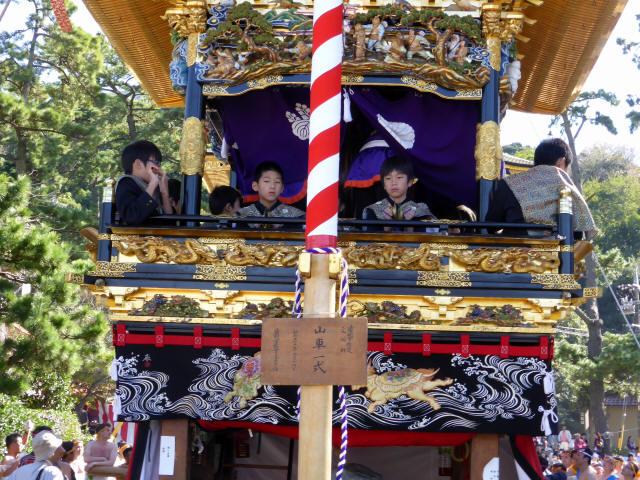 剣の山車4