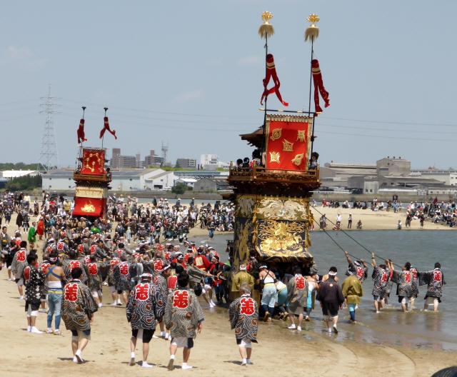 亀崎潮干祭24
