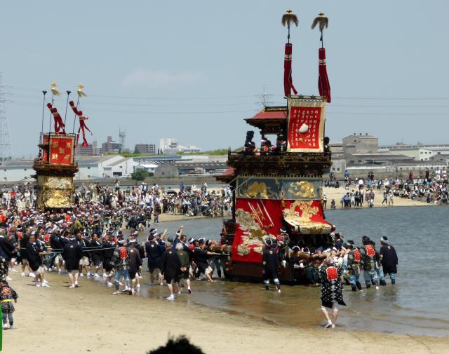 亀崎潮干祭25