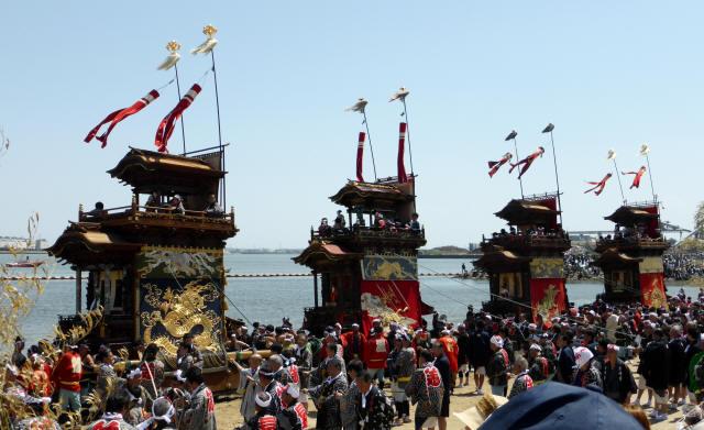 亀崎潮干祭27