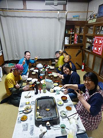 16 5/1 餃子 食べる