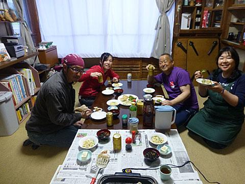 16 6/5 餃子パーティー