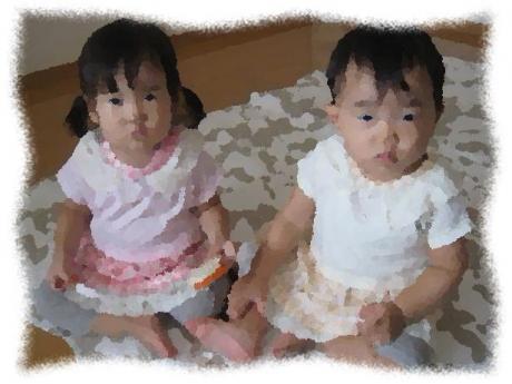 2015年8月24日Tさん姉妹