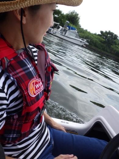 荒川でボート (45)