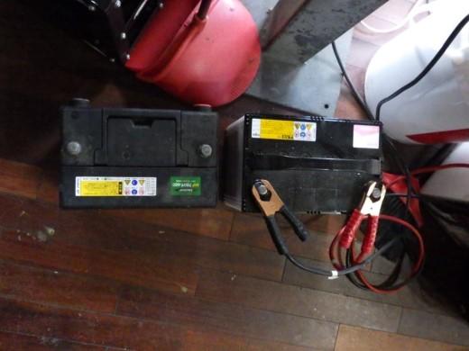 バッテリー交換時期 (2)