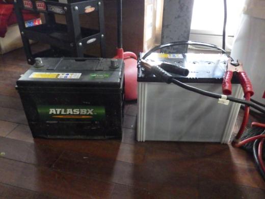 バッテリー交換時期 (3)