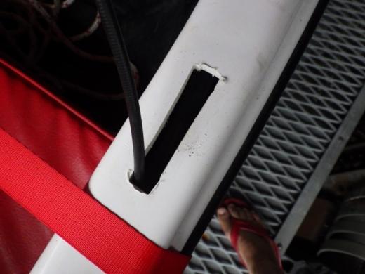 ミニボートのアクセル (9)